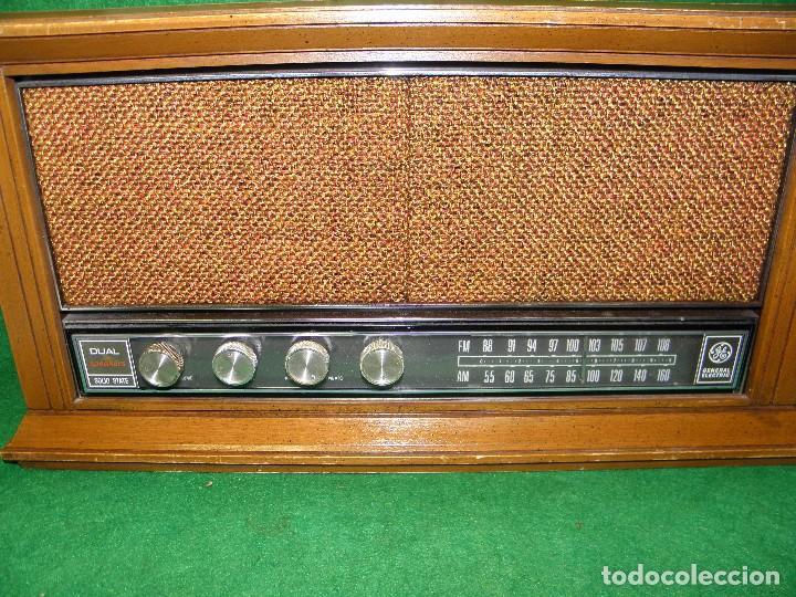 Radios antiguas: RADIO VINTAGE GENERAL ELECTRIC - Foto 2 - 72159211