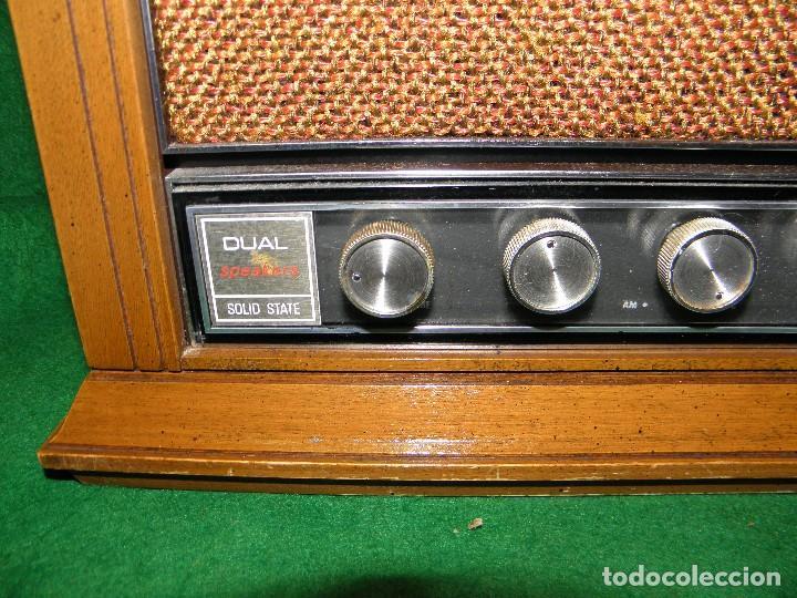 Radios antiguas: RADIO VINTAGE GENERAL ELECTRIC - Foto 3 - 72159211