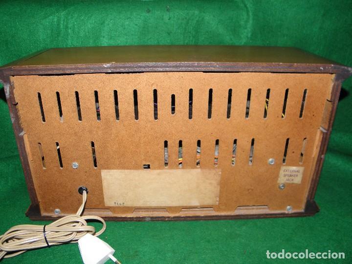 Radios antiguas: RADIO VINTAGE GENERAL ELECTRIC - Foto 5 - 72159211