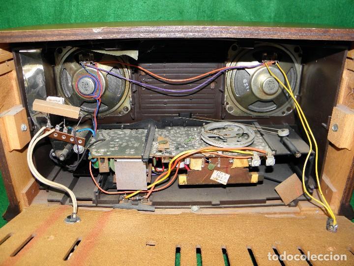 Radios antiguas: RADIO VINTAGE GENERAL ELECTRIC - Foto 6 - 72159211