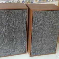 Radios antiguas: ALTAVOCES BAFLES 4 OHM 40 VATIOS. Lote 72224571