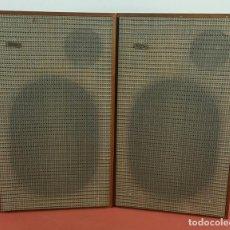 Radios antiguas: PAREJA DE ALTAVOCES. 2 VIAS. KEF. MODELO K2. MK II. INGLATERRA. CIRCA 1960. . Lote 72980251
