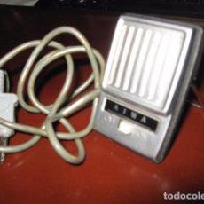 Radios antiguas: PEQUEÑO MICROFONO MARCA AIWA MEDIDA 6 X 4 CM.. Lote 73019659