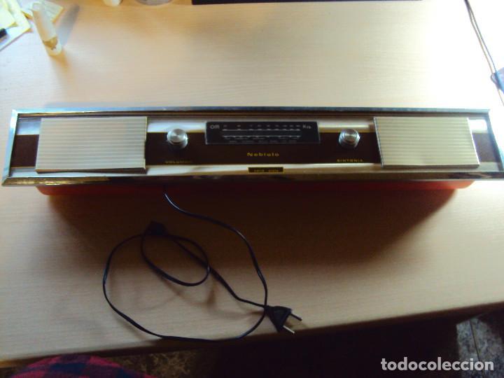 Radios antiguas: RADIO CAMA VINTAGE - Foto 2 - 73522967