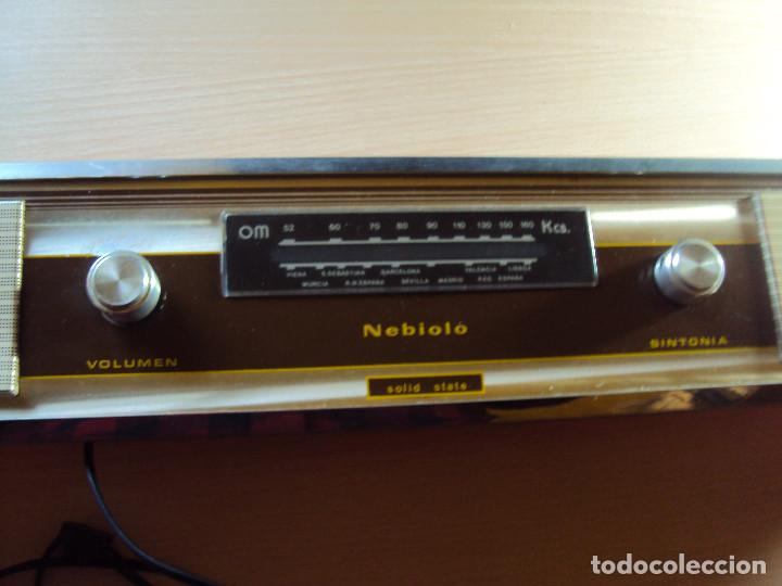 Radios antiguas: RADIO CAMA VINTAGE - Foto 3 - 73522967