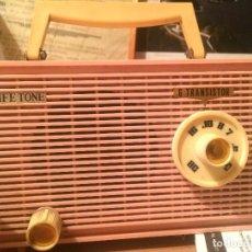 Radios antiguas: RADIO TRANSISTOR LIFETONE 6 513 JAPAN. Lote 73666759