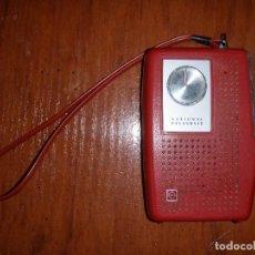Radios antiguas: RADIO TRANSISTOR NATIONAL PANASONIC R-10775 R10775 MUY DIFÍCIL DE CONSEGUIR. Lote 73677391