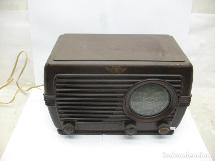 RADIO-RANZ - ANTIGUA RADIO MADRID ATOCHA 27 Y 29 (Radios, Gramófonos, Grabadoras y Otros - Transistores, Pick-ups y Otros)