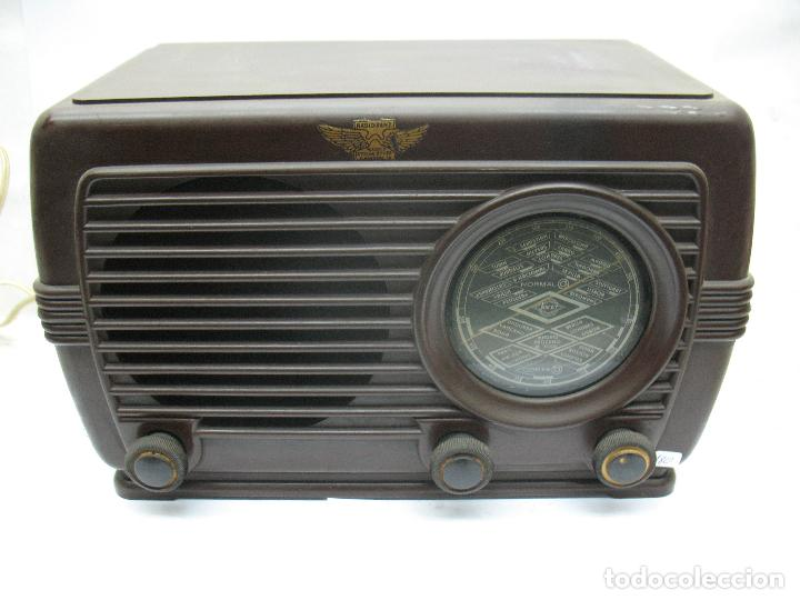 Radios antiguas: RADIO-RANZ - Antigua radio Madrid Atocha 27 y 29 - Foto 2 - 73989811
