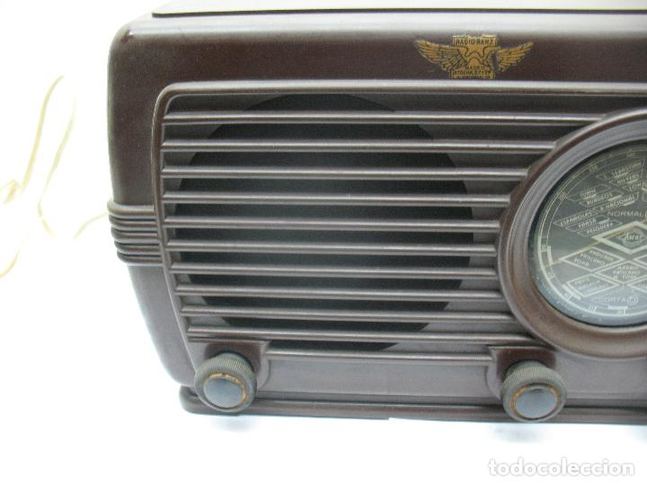 Radios antiguas: RADIO-RANZ - Antigua radio Madrid Atocha 27 y 29 - Foto 3 - 73989811