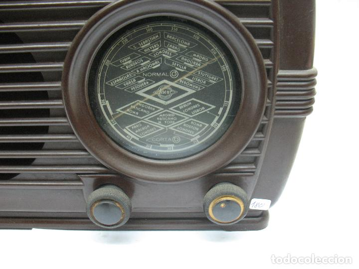Radios antiguas: RADIO-RANZ - Antigua radio Madrid Atocha 27 y 29 - Foto 4 - 73989811