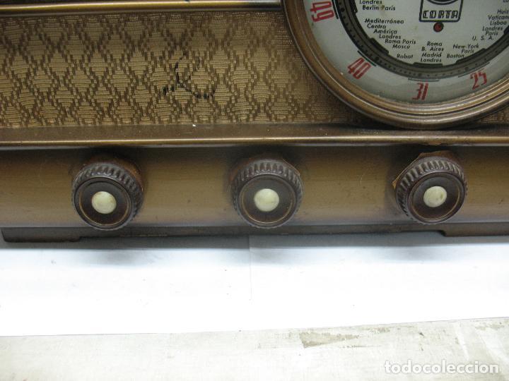Radios antiguas: MUNDIAL RADIO Ref: M-52 - Antigua radio - Foto 3 - 74000119