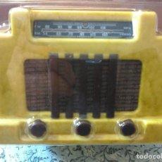 Radios antiguas: RADIO DE LA COLECCION RADIOS DE ANTAÑO - ADDISON 5F - CANADA - 1940 - MINIATURE. Lote 74269551