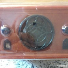 Radios antiguas: RADIO DE LA COLECCION RADIOS DE ANTAÑO - RADIOMARELLI CORIBANTE - ITALIA - 1931- MINIATURE. Lote 74270035