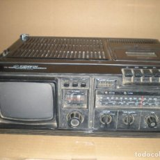 Radios antiguas: RADIO-TV- CASSETTE RECORDER ORION 40X30X15CM. Lote 74370975