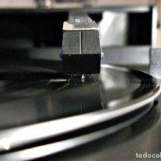 Radios antiguas: TURNTABLE LX-30 LINEAR TRACKING TONEARM BRAZO TANGENCIAL. Lote 74998659