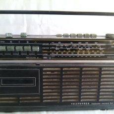 Radios antiguas: RADIO TELEFUNKEN BAJAZZO RECORD 201.ALEMANIA. Lote 75487958