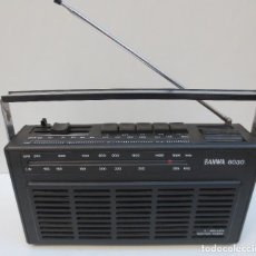 Radios antiguas: RADIOTRANSISTOR SANWA 6030 - ALEMANIA 1985.. Lote 75502427