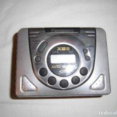Radios antiguas: WALMAN PANASONIC RQV202. Lote 75624291