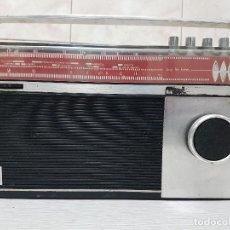 Radios antiguas: RADIO VANGUARD CENTAURO SUPER 37 PT - 2 BANDAS. Lote 75720091