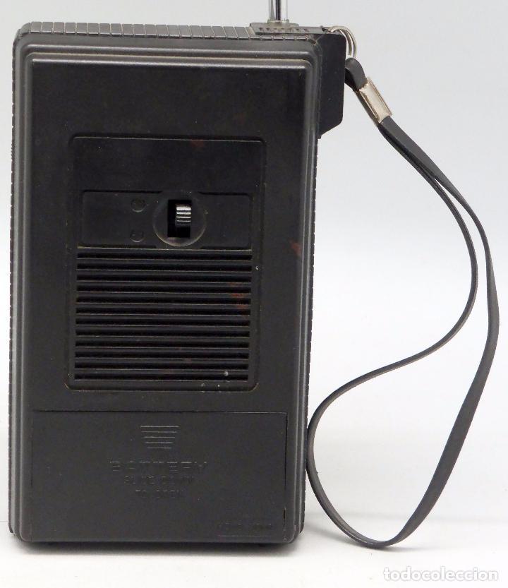 Radios antiguas: Transistor International radio AM FM años 70 no funciona - Foto 2 - 76003935