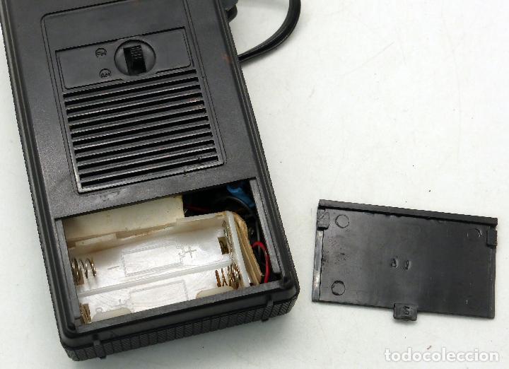 Radios antiguas: Transistor International radio AM FM años 70 no funciona - Foto 3 - 76003935