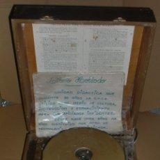 Radios antiguas: LIBRO HABLADO DE LA O.N.C.E. UNIDAD DIDACTICA. EL DE LA FOTO. VER IMAGENES. Lote 76485319