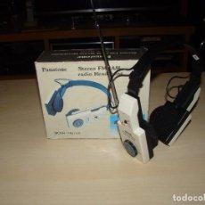 Radios antiguas: ANTIGUA RADIO AURICULARES. Lote 76861815