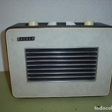 Radios antiguas: RADIO INGLESA HACKER MODELO R.P.10 L. Lote 76908135