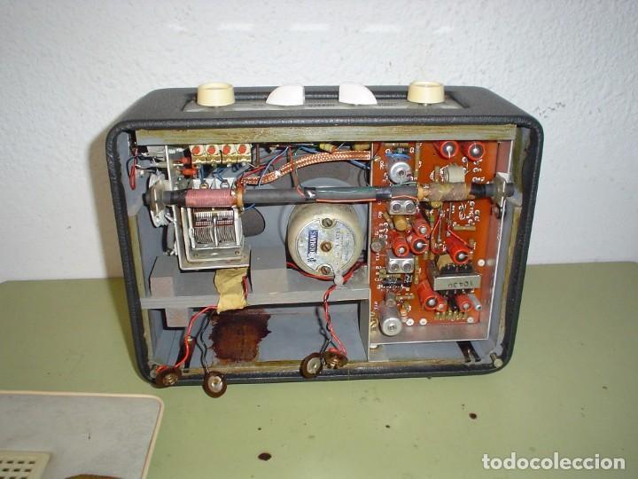 Radios antiguas: RADIO INGLESA HACKER MODELO R.P.10 L - Foto 3 - 76908135
