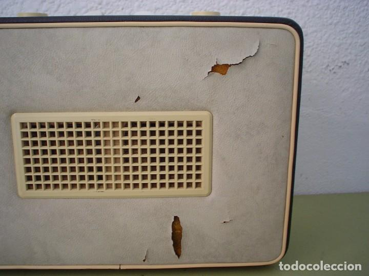 Radios antiguas: RADIO INGLESA HACKER MODELO R.P.10 L - Foto 7 - 76908135