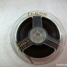 Radios antiguas: CINTA MAGNETOFONO INGRA-N. Lote 77170929