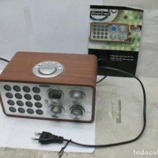 Radios antiguas: SNOOZE - RADIO SILVER CREST . Lote 77210417