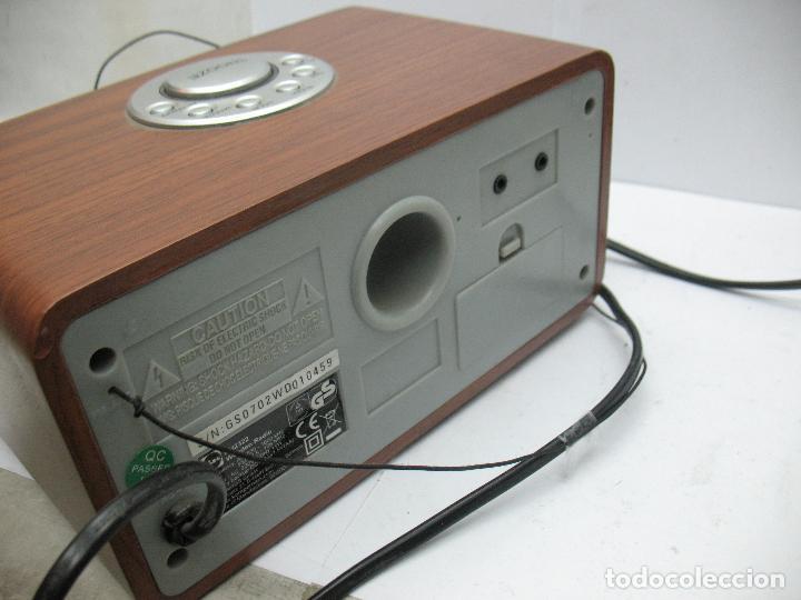 Radios antiguas: SNOOZE - Radio Silver Crest - Foto 7 - 77210417