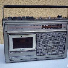 Radios antiguas: TANSISTOR RADIO CASSETTE CAPRICE EN072 PARA DESPIECE . Lote 77266741