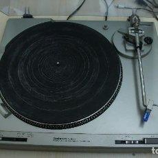 Radios antiguas: TOCADISCOS - PLATO - GIRADISCOS TECHNICS SLB20 S. Lote 77456953