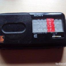 Radios antiguas: RADIO SONY 3 BANDAS. Lote 77584021