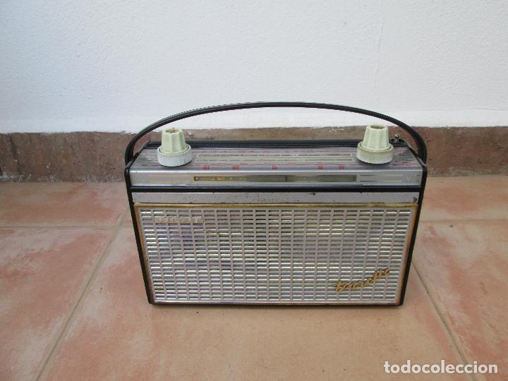 TRANSISTOR PHILIPS DORETTE DECADA DE LOS 60 (Radios, Gramófonos, Grabadoras y Otros - Transistores, Pick-ups y Otros)