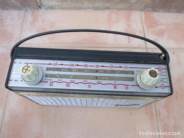 Radios antiguas: TRANSISTOR PHILIPS DORETTE DECADA DE LOS 60 - Foto 6 - 188716012