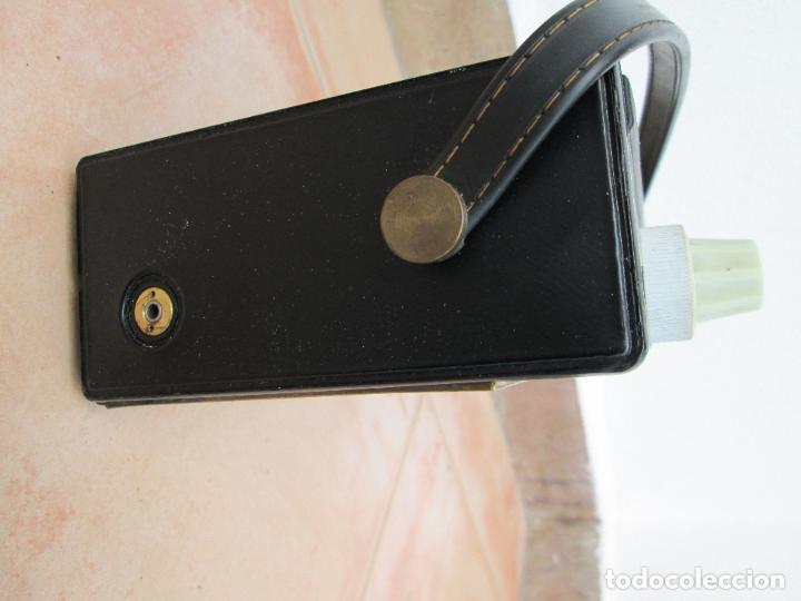 Radios antiguas: TRANSISTOR PHILIPS DORETTE DECADA DE LOS 60 - Foto 3 - 188716012