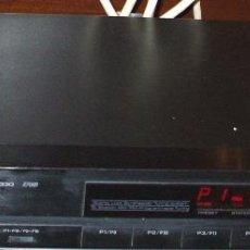 Radios antiguas: SINTONIZADOR FM MW TUNER YAMAHA TX-330 APROX DE LOS 90 BUEN ESTADO FUNCIONANDO. Lote 77725885