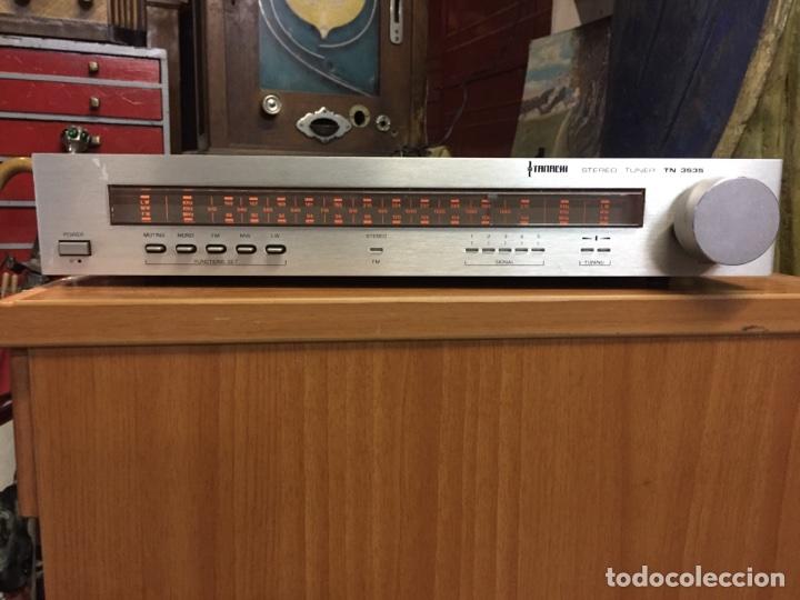 TANACHI STEREO TUNER TN3535 (Radios, Gramófonos, Grabadoras y Otros - Transistores, Pick-ups y Otros)