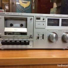 Radios antiguas: TELETON C380 STEREO ANTIGUO VINTAGE HI-FI HI FI CASSETTE DECK DOLBY SYSTEM RADIO. Lote 109368571