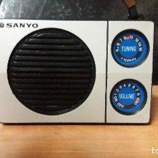 Radios antiguas: RADIO SANYO EL 1245. Lote 77834517