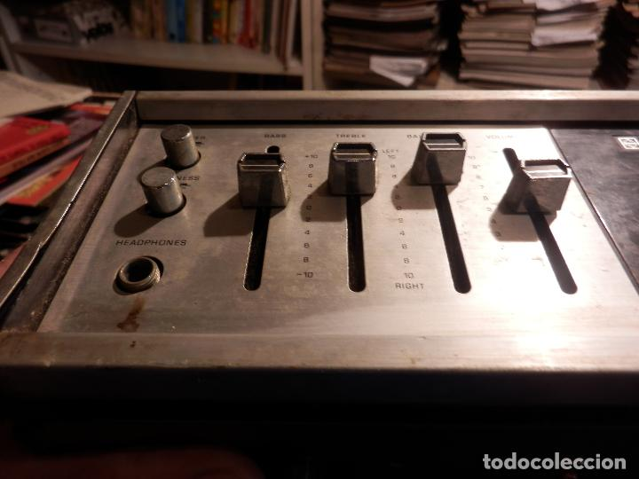 Radios antiguas: NATIONAL PANASONIC MODEL RE - 77208 FM-AM MULTIPLEX STEREO RADIO AMPLIFICADOR - VER FOTOS - Foto 4 - 78516409