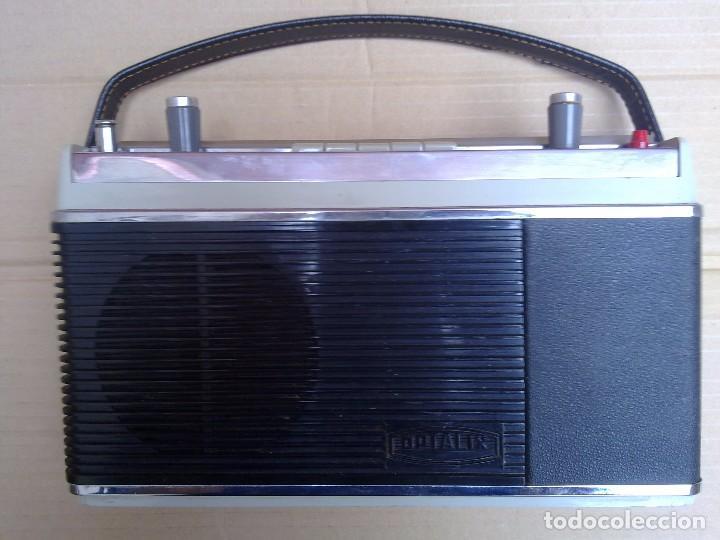 RADIO TRANSISTORES DOLORES OPTALIX (Radios, Gramófonos, Grabadoras y Otros - Transistores, Pick-ups y Otros)