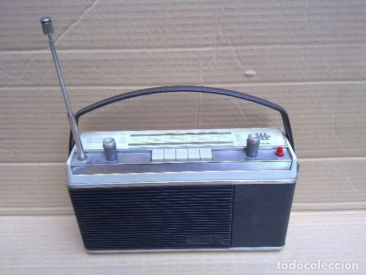 Radios antiguas: RADIO TRANSISTORES DOLORES OPTALIX - Foto 3 - 79924545