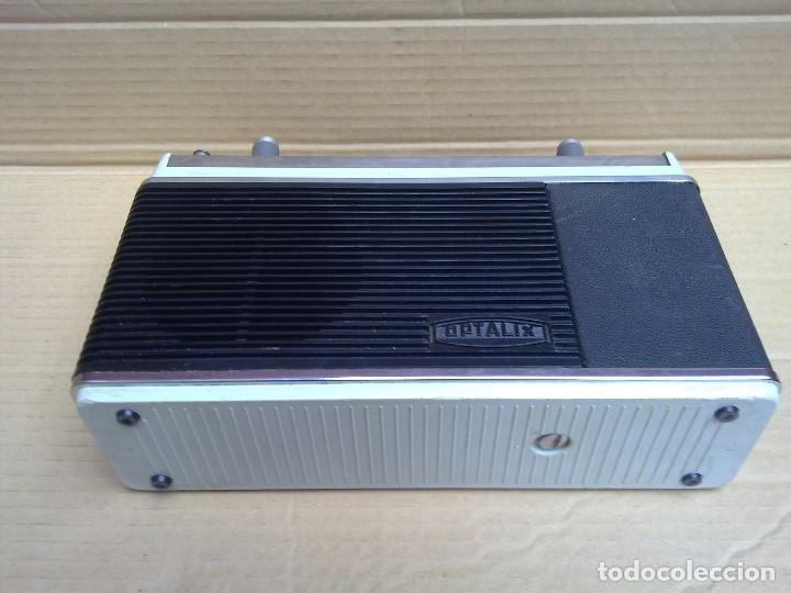 Radios antiguas: RADIO TRANSISTORES DOLORES OPTALIX - Foto 4 - 79924545