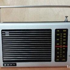 Radios antiguas: RADIO TRANSISTOR ROXI RFA-201. Lote 80043717