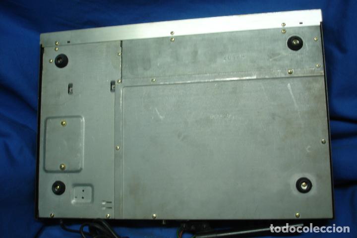 Radios antiguas: AM/FM DIGITAL SYNTHESIZER TUNER MARCA INKEL TD210 - Foto 2 - 80525585
